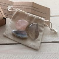 Healing Crystals for Anxiety Pack | Cloudsonline